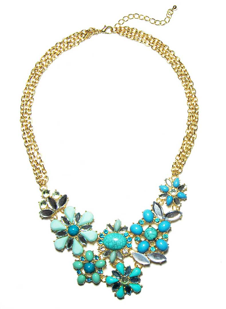 talbots-floral-bead-turquoise-stone-crystal-statement-baubles-bib-necklace-02