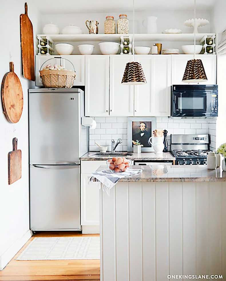 Best 25 Tiny Kitchens Ideas On Pinterest: 25 Preciosas Cocinas Pequeñas