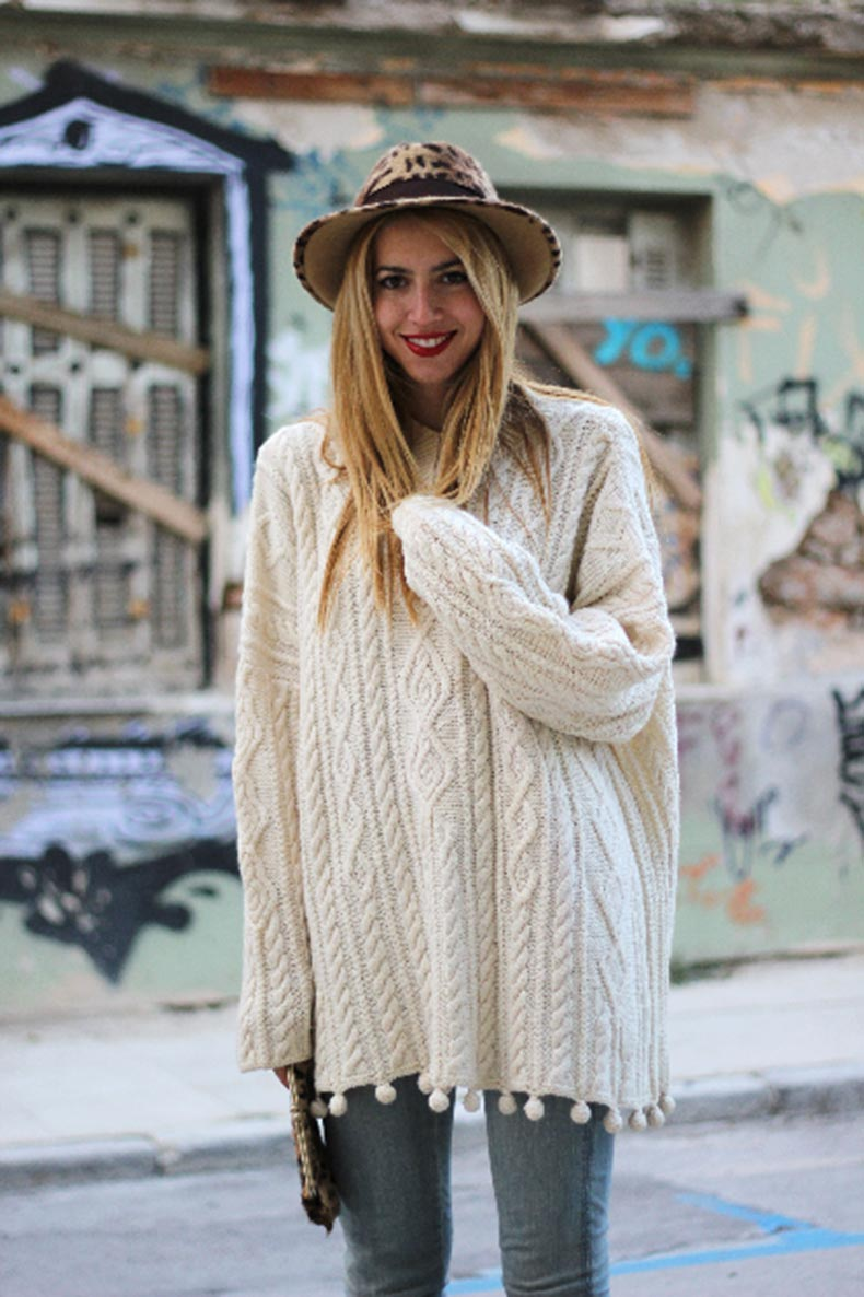 Oversized Cardigan Sweaters
