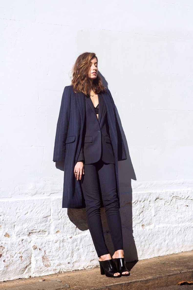 chronicles-of-her-pinstripe-suite-trend-zara-coat