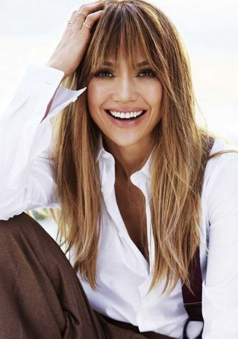 Jennifer,Lopez,long,hairstyles,with,bangs,1