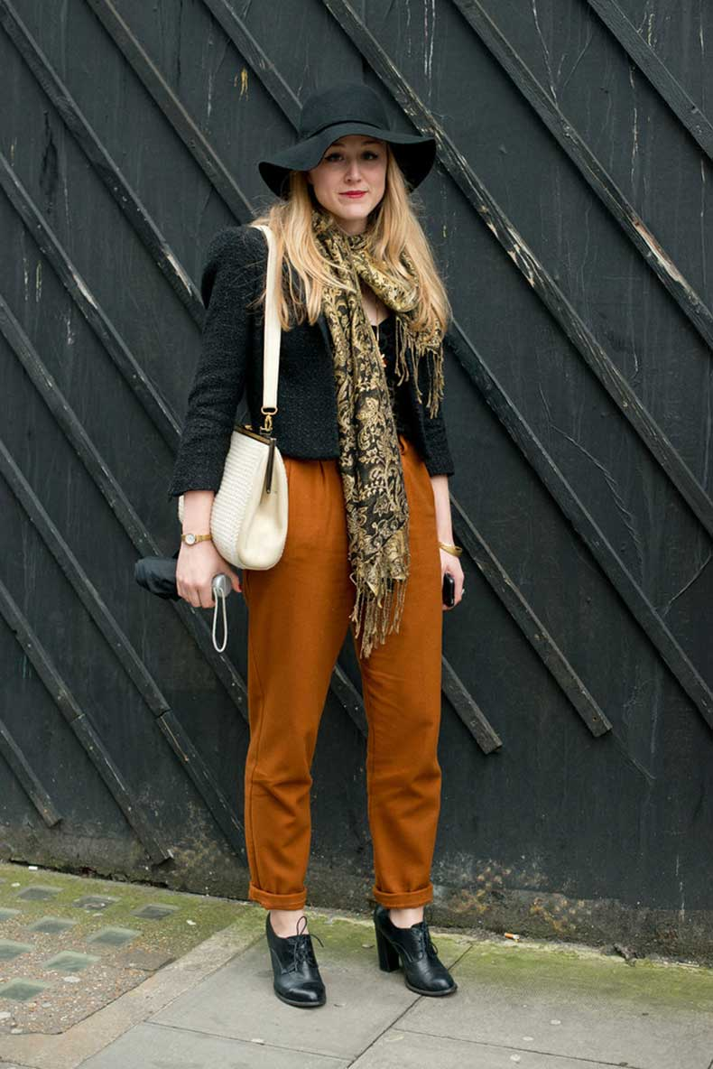 Trousers-get-touch-bohemian-whimsy-floppy-hat