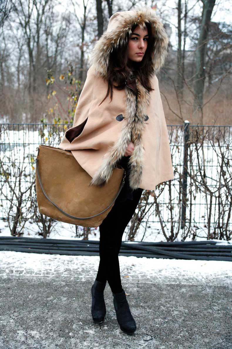luxe-fur-trimmed-cape-coat-offered-just-right-amount-drama