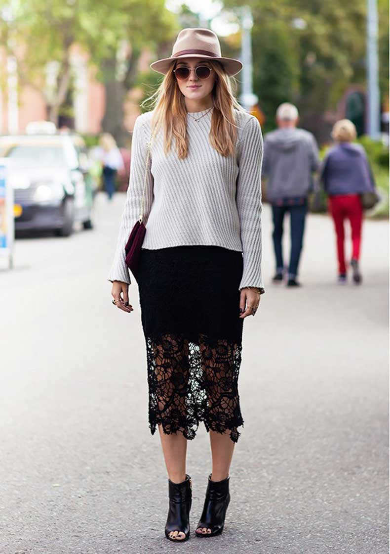 sweaters-and-skirts-lace-black-lace-pencil-sirt-sheer-cutout-peep-toe-booties-via-stockholmstreetstyle