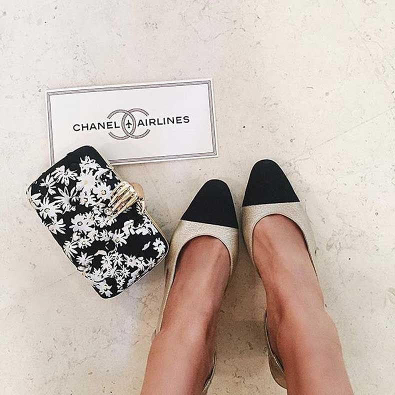 Aimee-Song-wore-hers-Chanel-Spring-16-show-Paris-how
