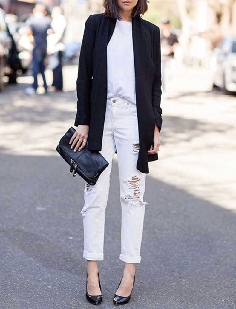 White_Jeans_with_Cardigan