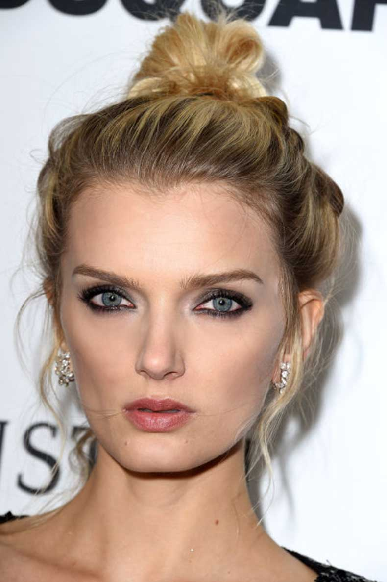 hbz-the-list-holiday-hair-makeup-lily-donaldson-gettyimages-494884932