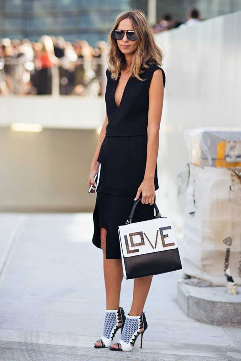 superb black outfit styles