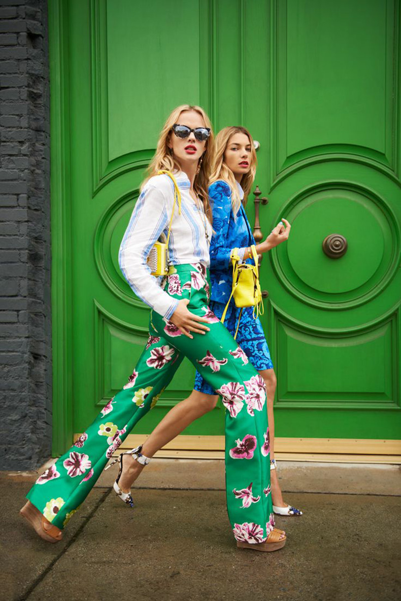 2015-Floral-Pants-For-Women-Street-Style-Trends-1
