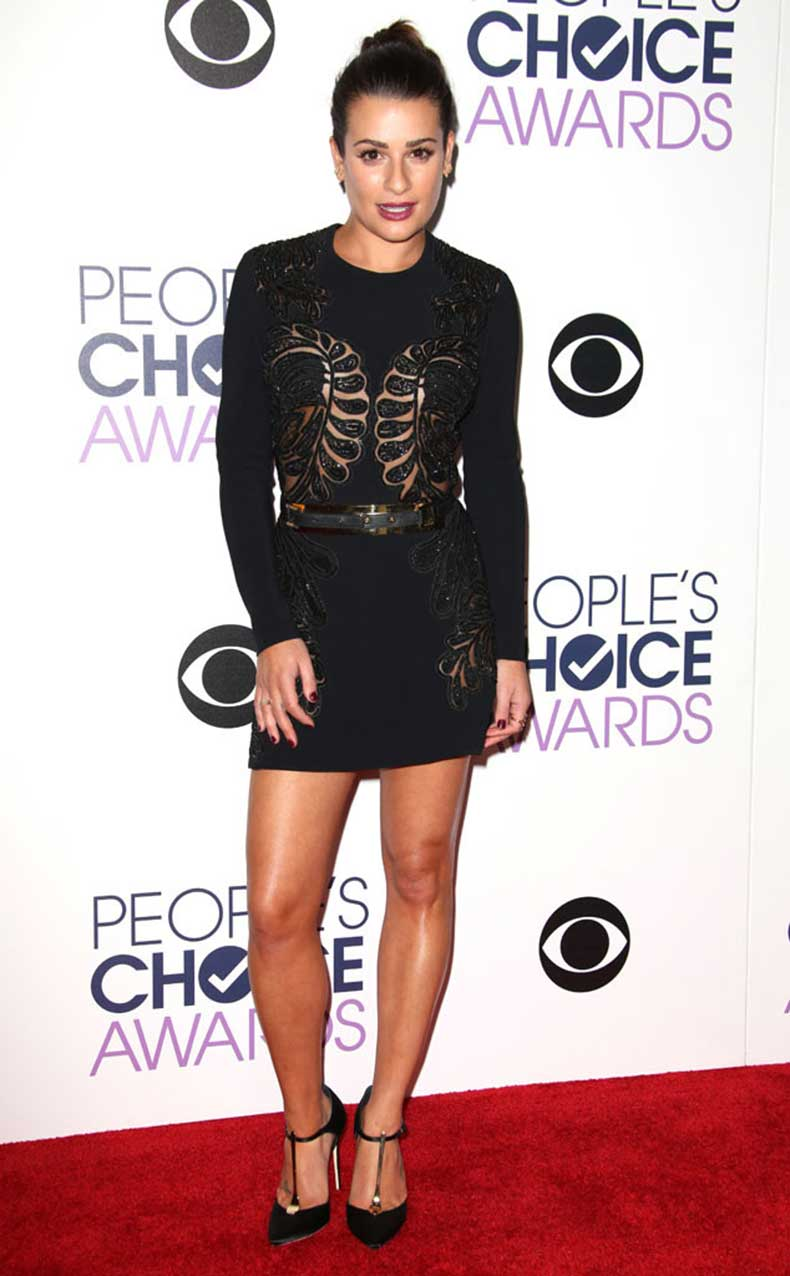 lea-michele-peoples-choice-awards-010616