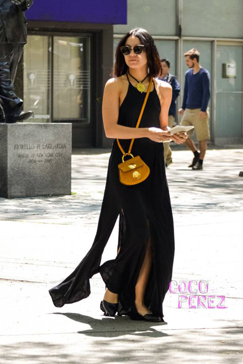 45 Ideas Para Usar Un Maxi Vestido Negro Cut Paste