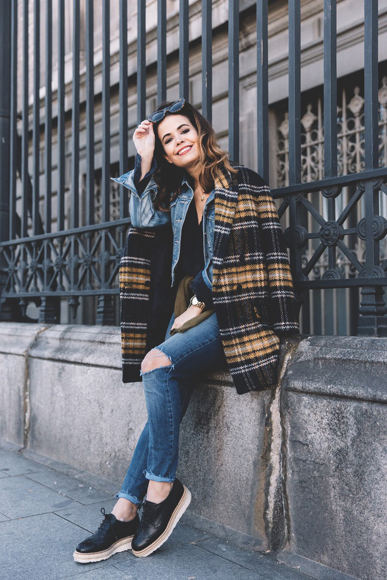 Plaid_Coat-Double_Denim-Luxenter_Jewelry-Outfit-Street_Style-Oxfords-Collage_Vintage-141-790x1185