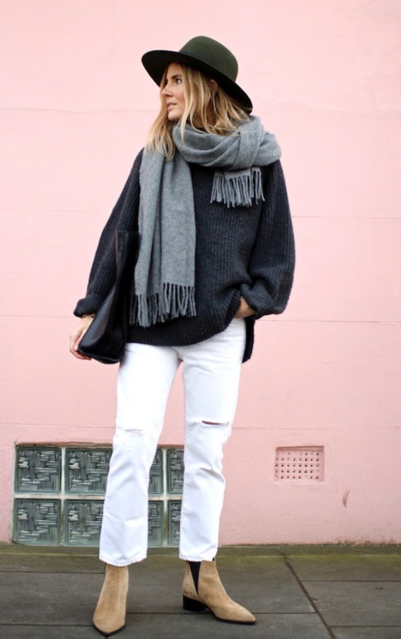 Oversized Slouchy Sweater