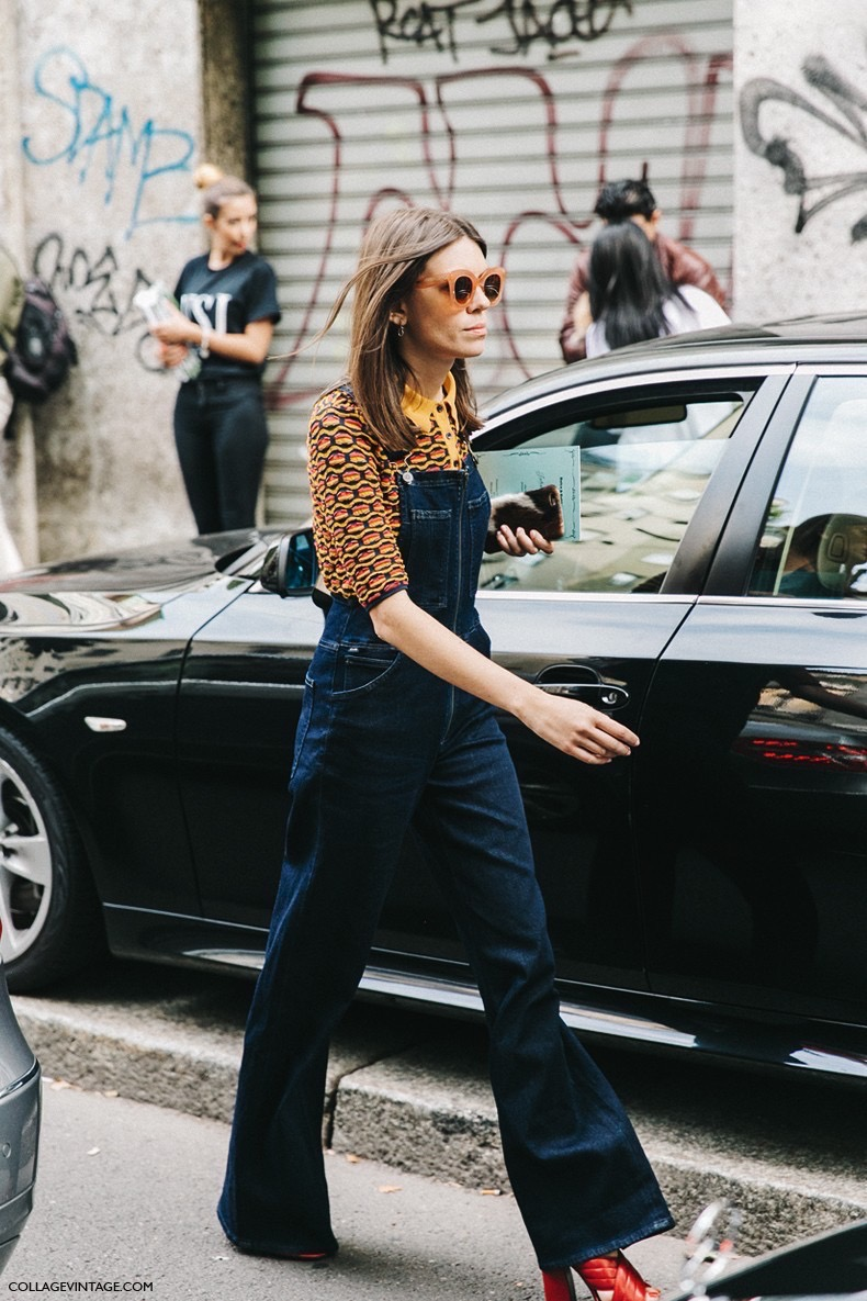 MFW-Milan_Fashion_Week-Spring_Summer_2016-Street_Style-Say_Cheese-Julia_Gall-Denim_Jumpsuit-1-790x1185
