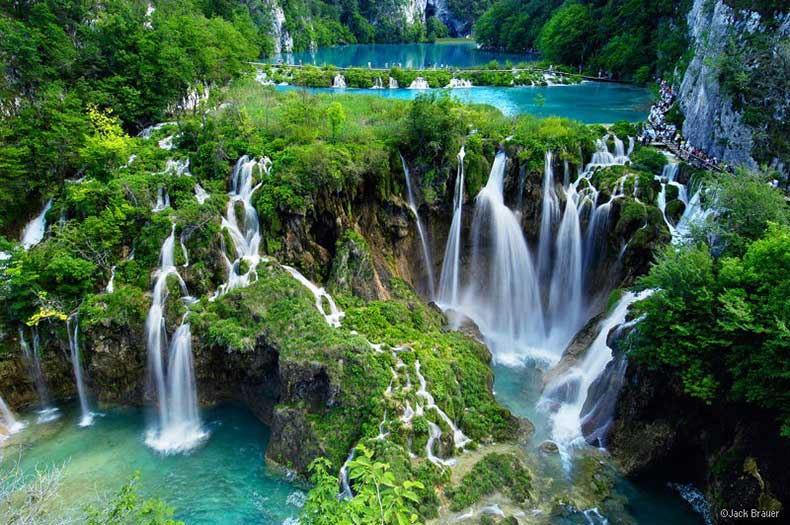 Plitvice-Waterfall-Croatia