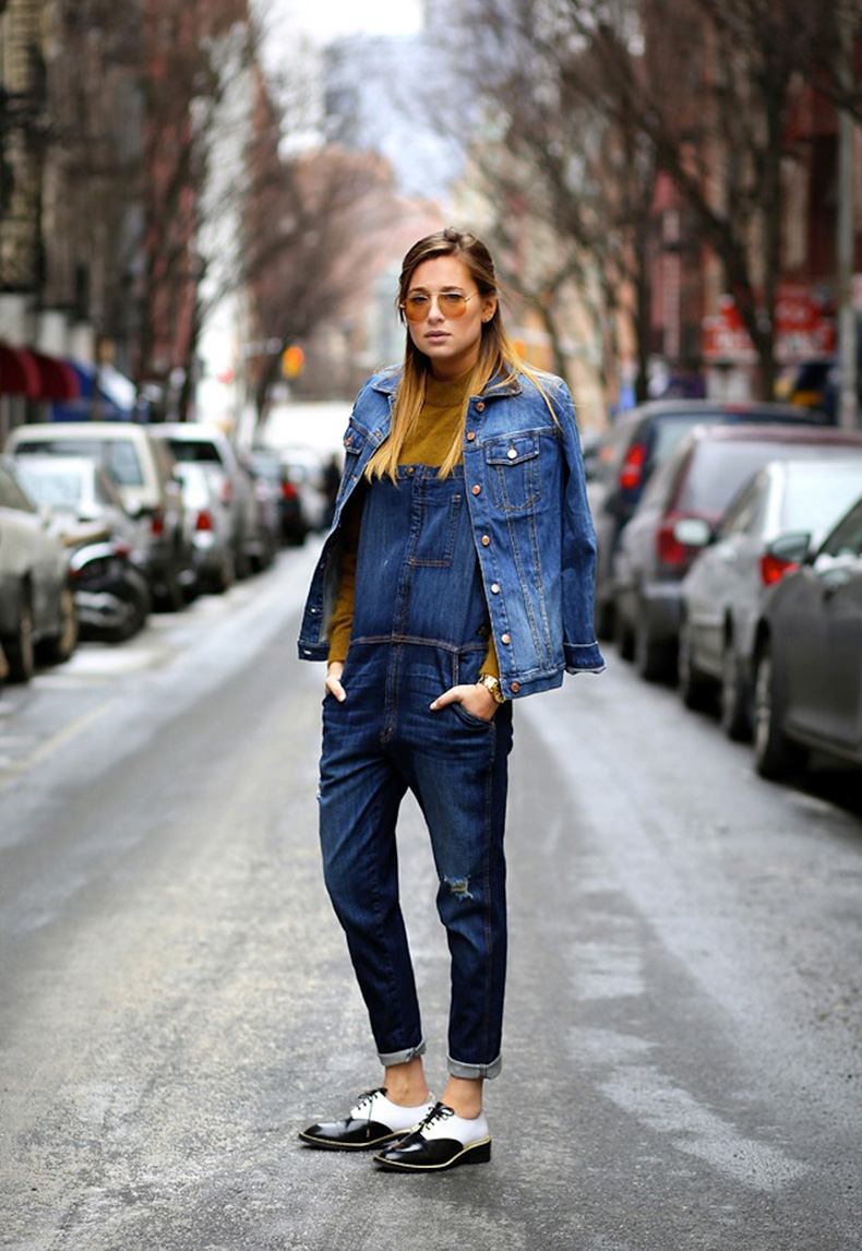 how-to-wear-denim-overalls-dunagrees-autumn-fall