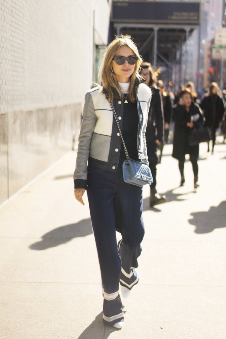 nyfw-winter-layers-freezing-popsugar-navy-navy-grey-white-turtleneck-jumpsuit-jumper-shearling-coat-colorblock-neutral-640x960