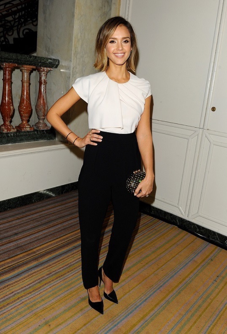 , Beverly Hills, CA - 03/17/2015 - 2015 Impact Awards Dinner -PICTURED: Jessica Alba -PHOTO by: Vince Flores/startraksphoto.com -VIF30439 Editorial - Rights Managed Image - Please contact www.startraksphoto.com for licensing fee Startraks Photo New York, NY For licensing please call 212-414-9464 or email sales@startraksphoto.com Startraks Photo reserves the right to pursue unauthorized users of this image. If you violate our intellectual property you may be liable for actual damages, loss of income, and profits you derive from the use of this image, and where appropriate, the cost of collection and/or statutory damages.