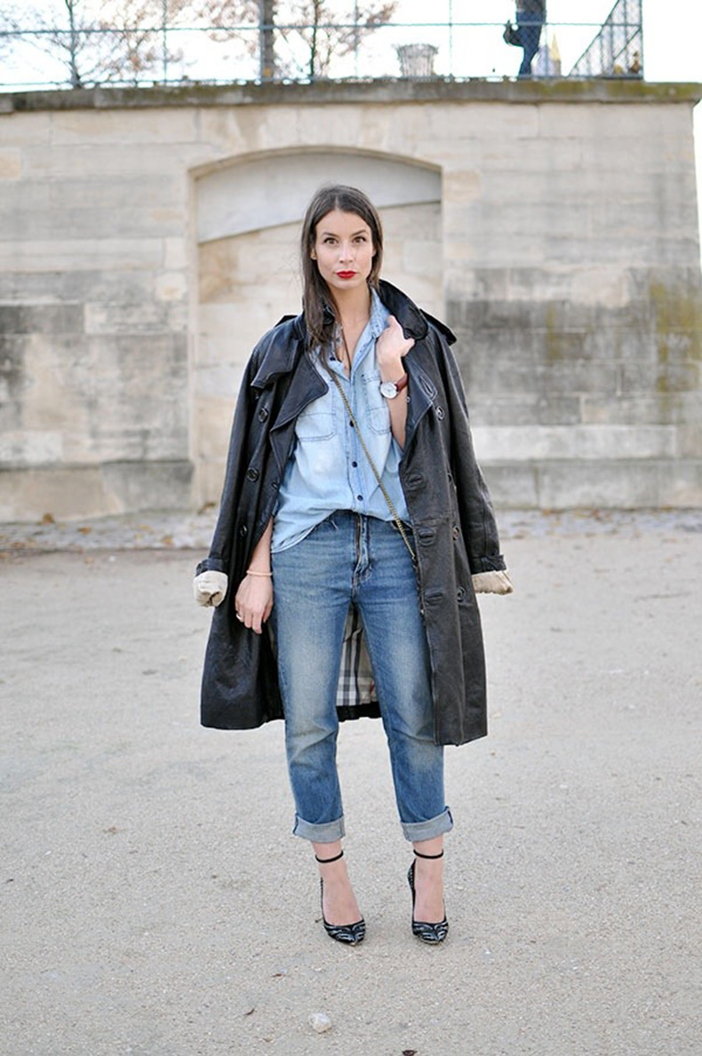 Street-Chic-Looks-Cuffed-Jeans-10