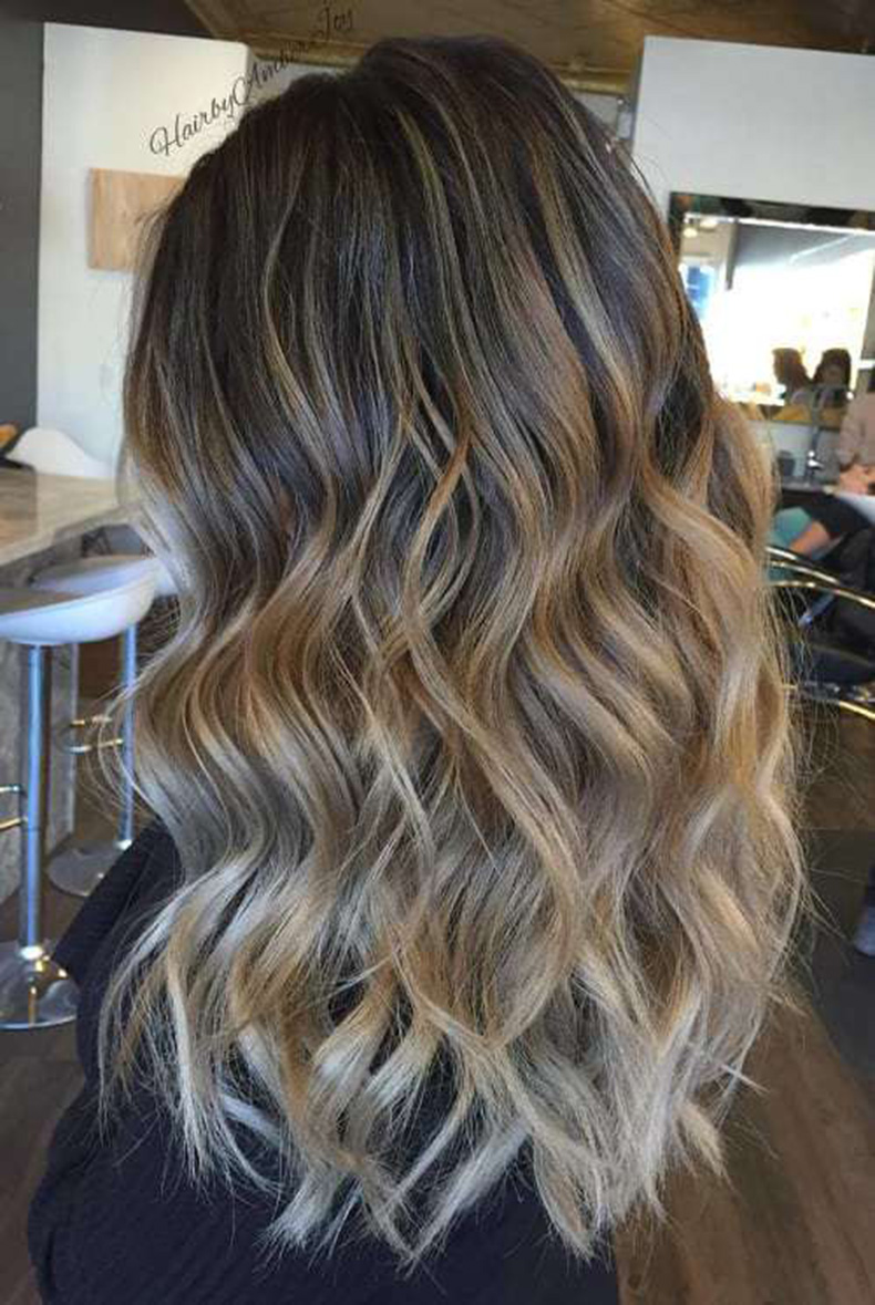 1,long,balayage,hair,for,brunettes