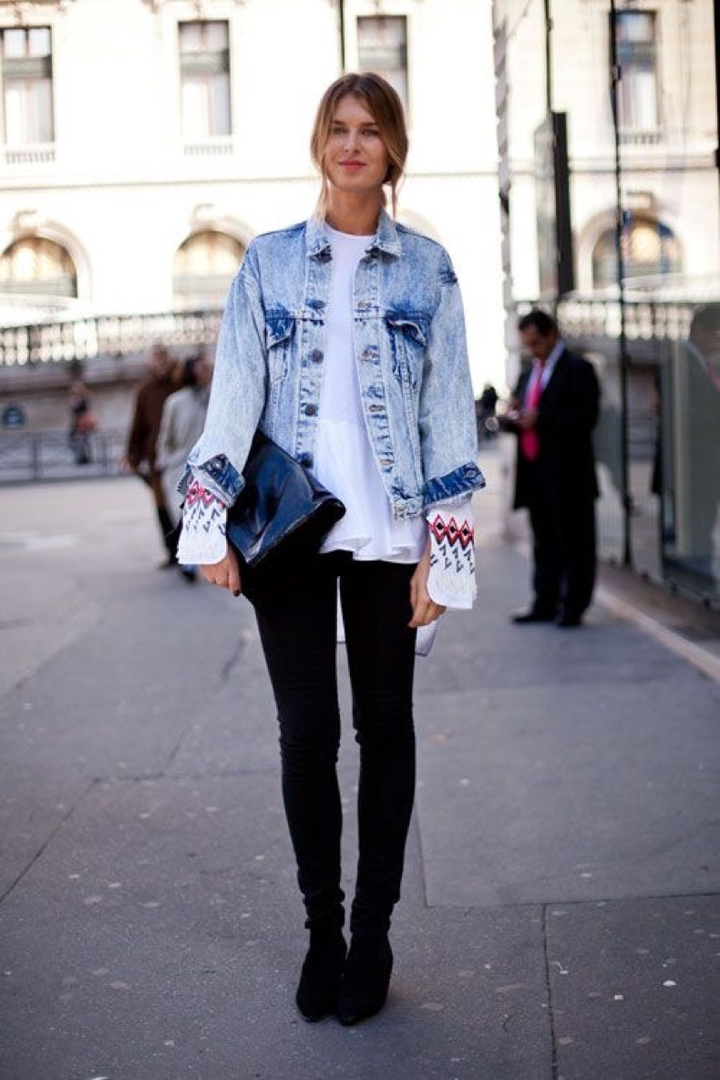 lovely outfit jacket jeans