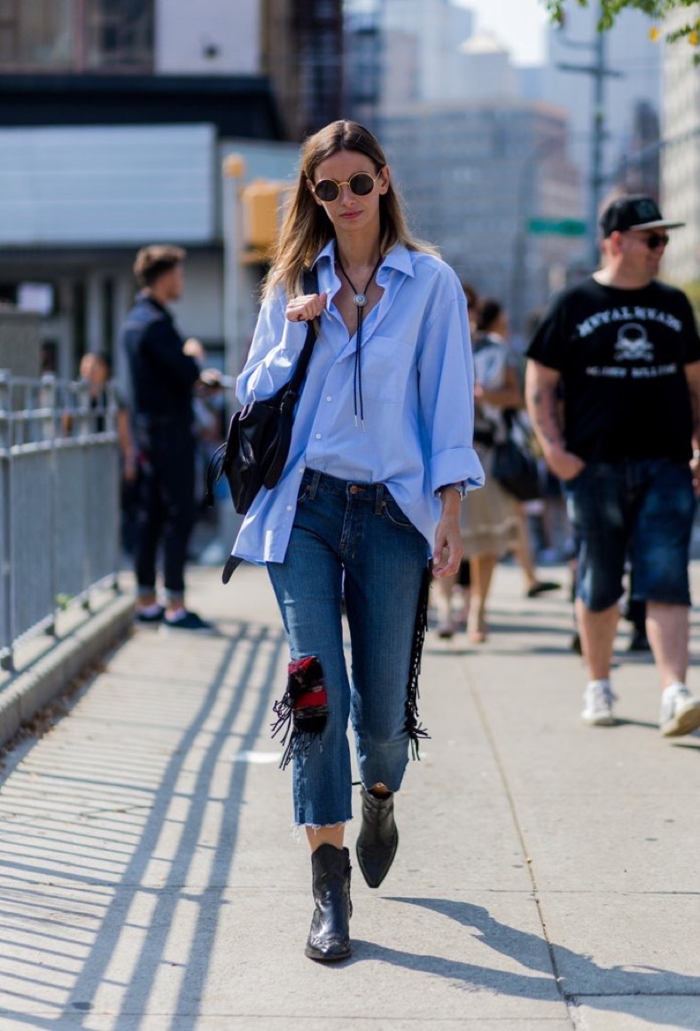 execute-half-tuck-billowing-style