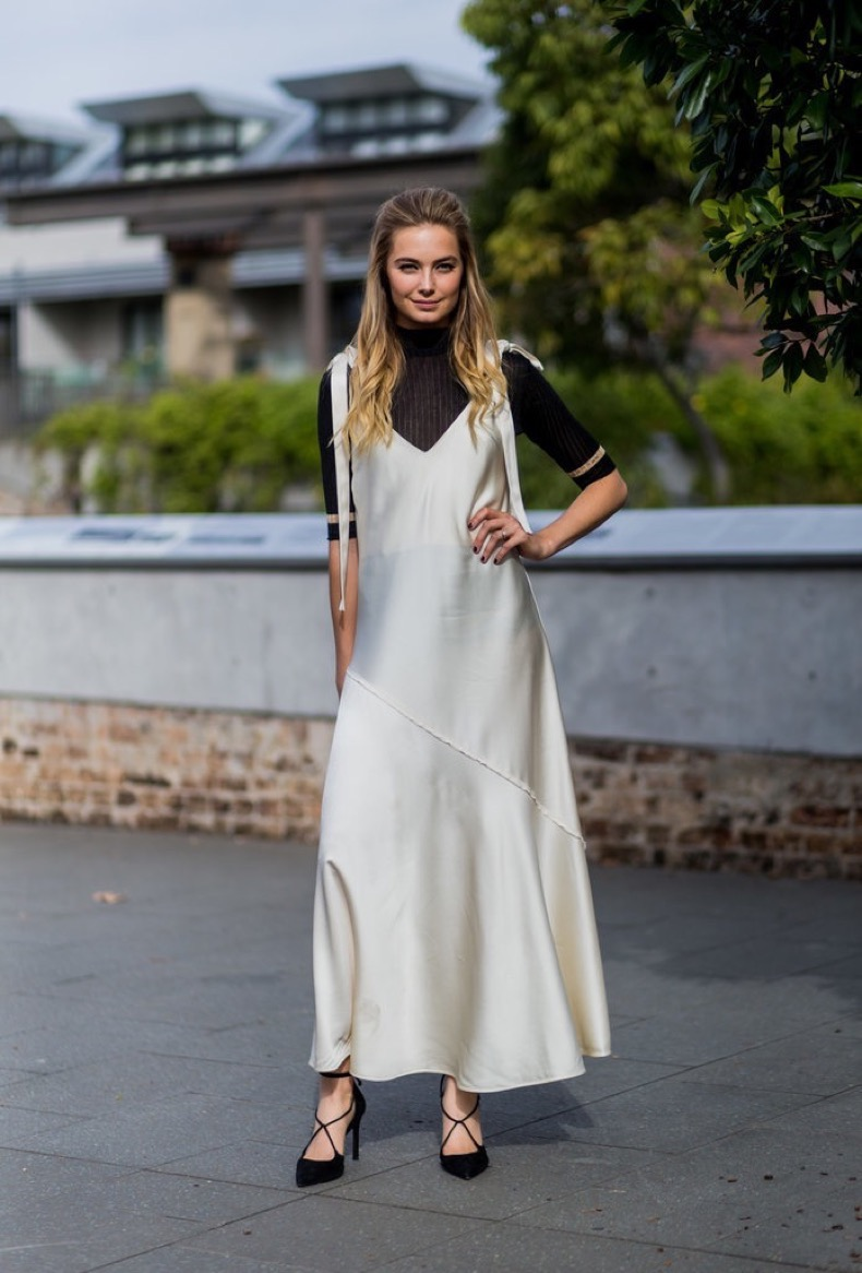 australia-fashion-week-street-style-photography-slip-dress