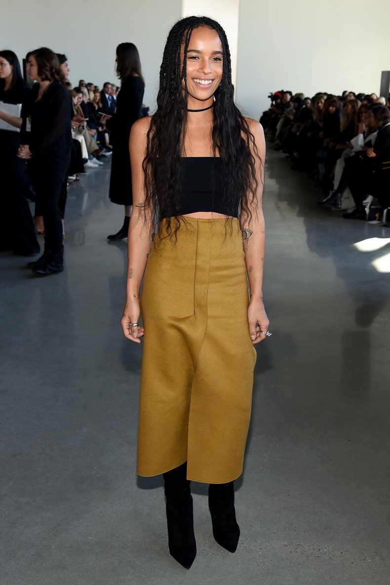 zoë-kravitz-calvin-klein-show-new-york-fashion-week-2-18-2016-1