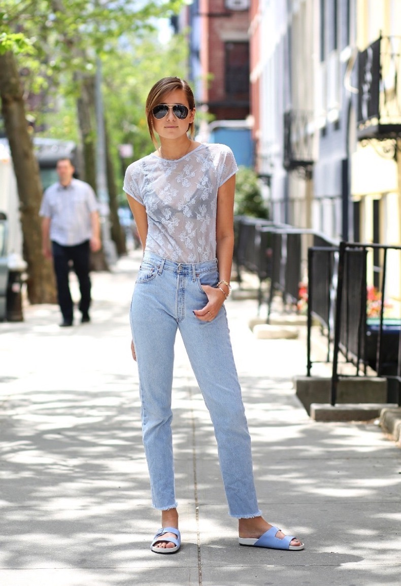 1-blue-birkenstock-sandals-with-sheer-top-and-jeans