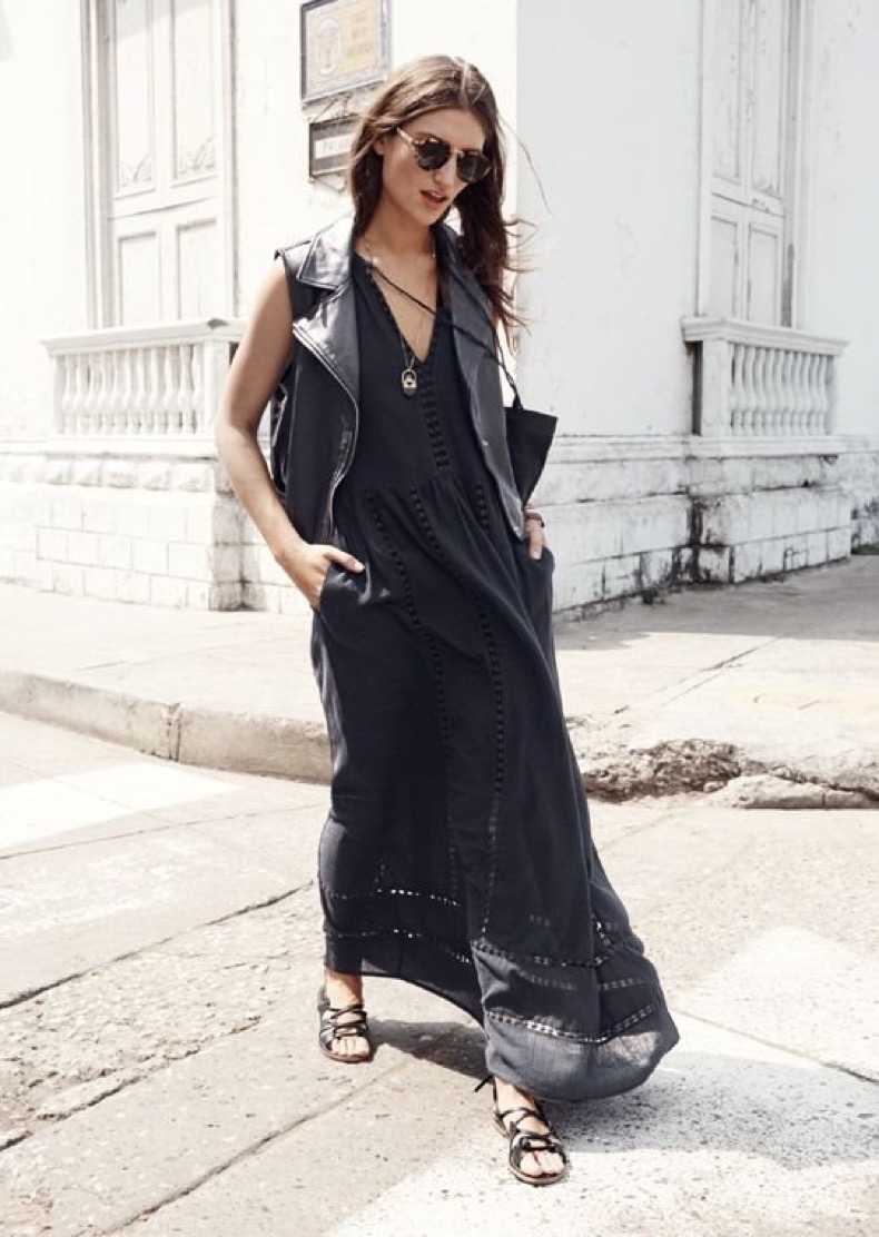 how-to-wear-casual-long-maxi-dresses-streetstyle-18