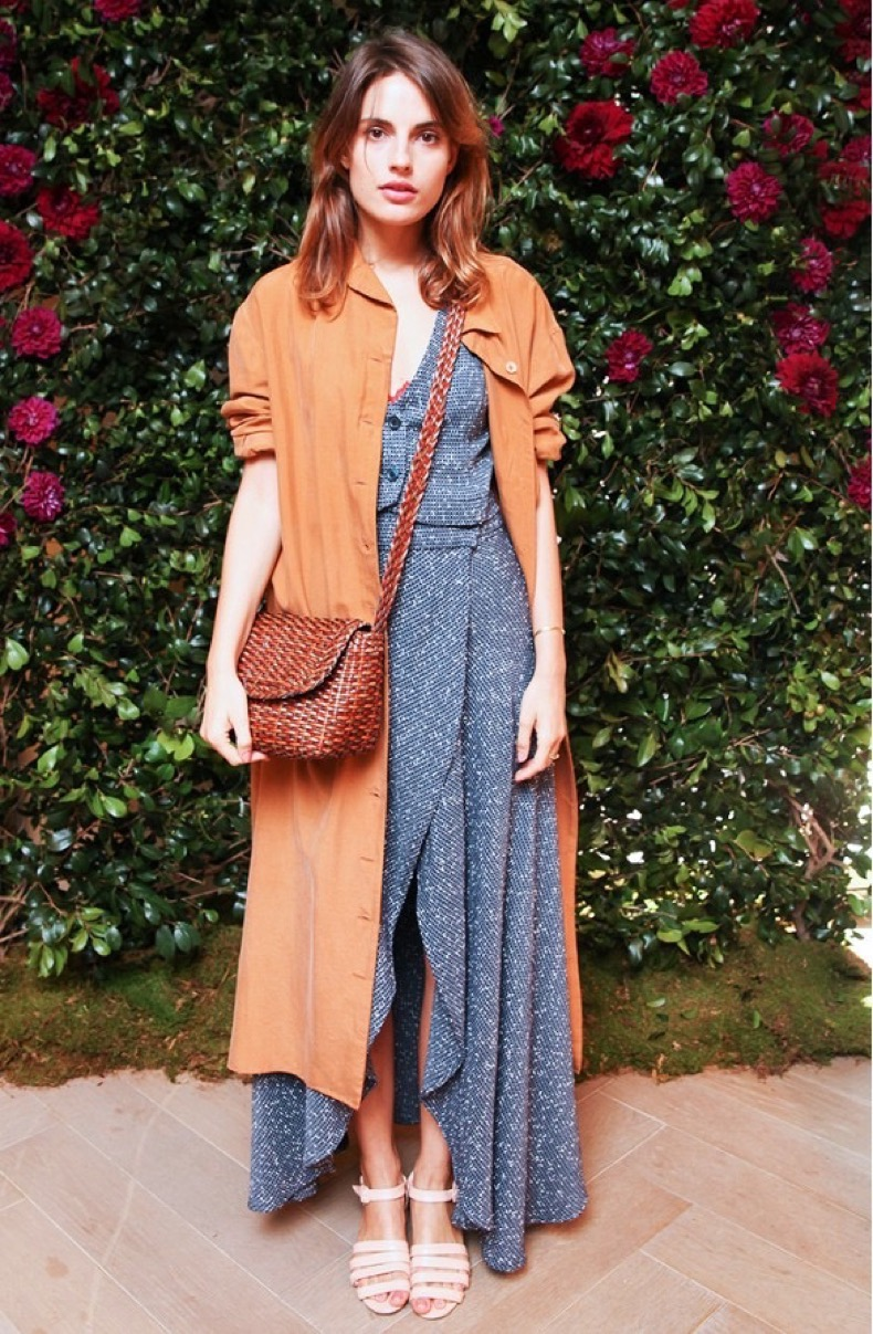 maxi-dress-spring-coat-shirt-coat-sandals-night-out-party-event-work-via-www